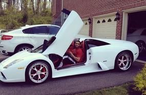 25 NFL Players With The Most Expensive Cars In The League