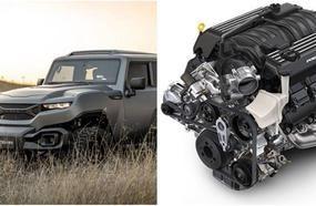 15 Things We Didn't Know About Jamie Foxx's Rezvani Tank SUV