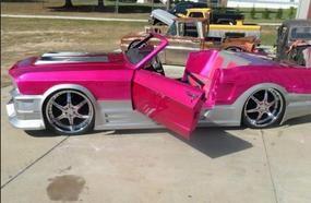 10 Beautiful Cars Ruined By Women