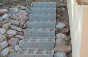 Mom Buys Cinder Blocks And Uses Them In Ways I Couldn't Believe It.