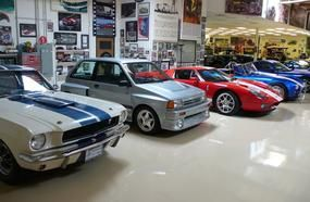 20 Celebrity Car Collections You Need To See To Believe