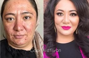 Be Prepared To Be Blown Away By These Makeup Transformations.. Is It Posible !?