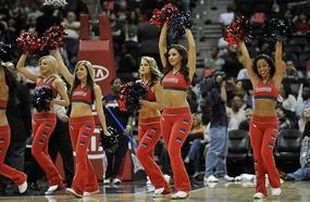 Top 10 Most Popular Hottest NBA Cheerleaders