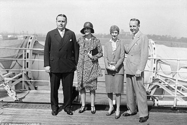Hearst Family