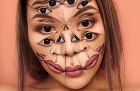 Optical Illusions Makeup Looks That Blow Your Minds