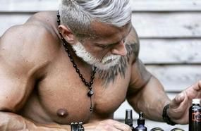 This 35-Year-Old 'Viking' Spends Thousands On Looking 60 Years Old