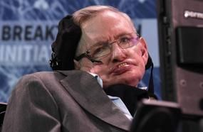 Dying Stephen Hawking Changed His Mind About Big Bang Theory