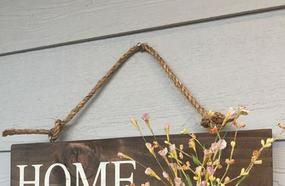Improve Your Tiny House With These Great DIY Home Decoration Ideas