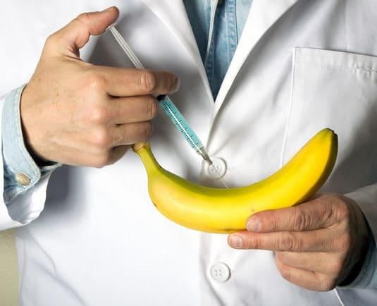Humans share 60% of our DNA with bananas
