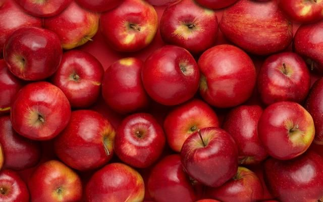 Apples have small traces of cyanide in their seeds