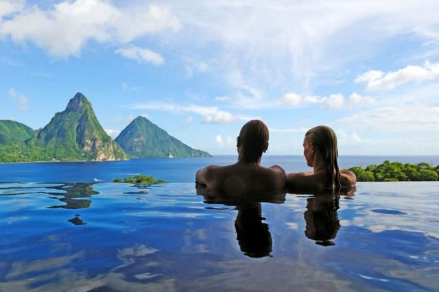 St Lucia.