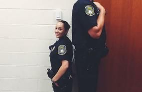 18 Times Cops Were Caught Being Awesome