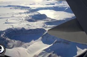 Satellite Spots Massive Object Hidden Under The Frozen Wastes Of Antarctica