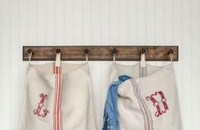 15 Grain Sack-Inspired Crafts That Will Add Country Flair To Your Home