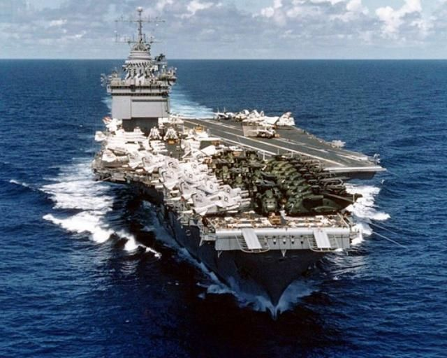The US Navy's Seawater Jet Fuel