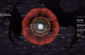This Interactive Map Tells You Your Chances Of Being Killed If Your City Is Hit By A Nuclear Bomb