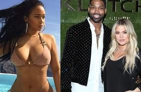 Tristan Thompson's Baby Mama Jordan Craig, He Left During Pregnant For Khloe Kardashian Reacts To His Cheating Scandal