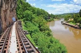 10 Most Dangerous But Spectacular Train Routes In The World