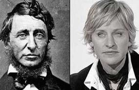 Celebrities And Their Historical Doppelganger