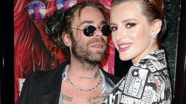 Rapper Mod Sun Has Eyes For Bella Thorne Only