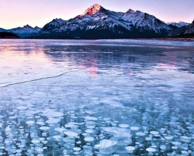 Abrahams Lake