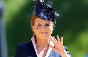 Sarah Ferguson's Significant Appearance At The Royal Wedding