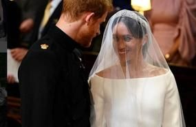 Meghan Markle's Mother Was Crying During The Wedding Ceremony