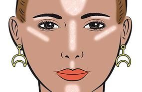 How To Contour And Highlight Your Face Like A Total Pro