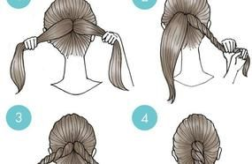 Fabulous Hairstyles Within 5 Minutes