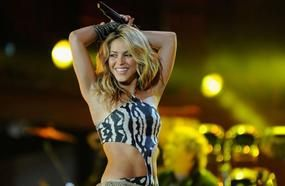 10 Photos Of 41-Year-Old Shakira Looking Like She's 25