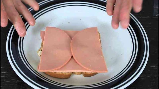 efficient sandwich