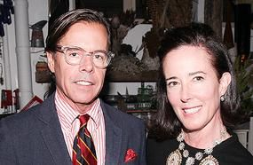 5 Things To Know About Kate Spade's Husband