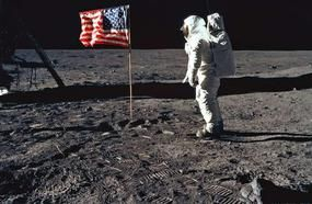 Recovered Tapes Solve A Moon Mystery