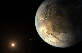 Life On Kepler-186f? Scientists Discover The Planet Is Even More Like Earth Than We Thought
