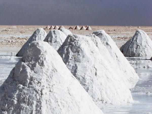salt from ocean