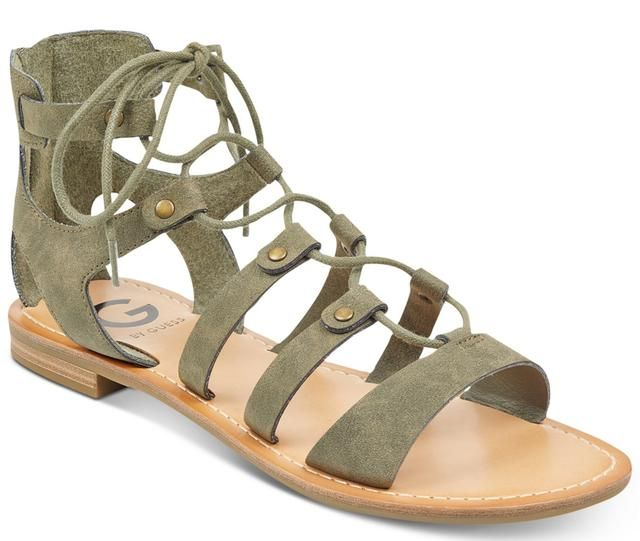 G by Guess Hotsy Flat Sandals