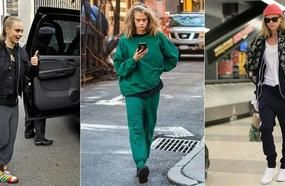 5 Celebs Rocking Mommy Sweat Pants Like A Boss (Even If They Don't Have Kids)