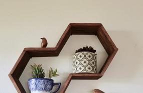 12 Unique Shelves That Are Totally Easy To DIY