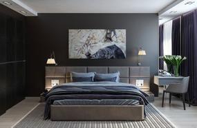 Bedrooms In Dark Colors, Ideas For Your Bedroom Design