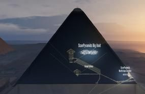 Scientists Make Incredible Discovery Inside Great Pyramids Of Giza