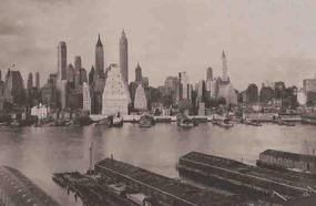 How New York Became The World's First Skyscraper City
