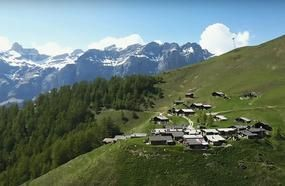 A Beautiful Swiss Mountain Town Is Paying People $60,000 To Move There With One Little Catch