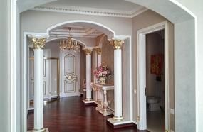 Palace Style In The Interior Design