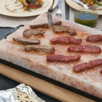 How To Cook Anything On A Himalayan Salt Block