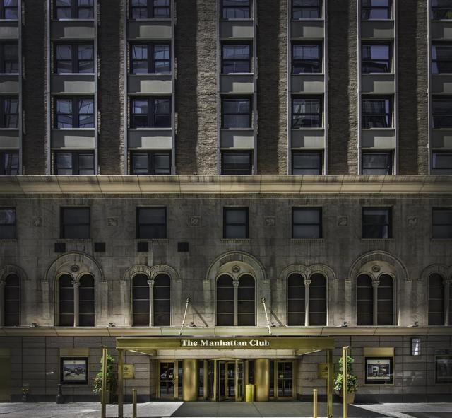 The Manhattan Club