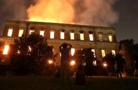 What Was Lost In Brazil's Devastating Museum Fire