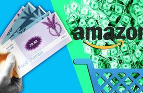 Amazon Is Worth $1 Trillion. Its Workers Are On Food Stamps.