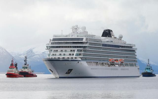 Was Viking Cruises Equipped To Brave Norway's Winters With Viking Sky Cruise Ship?