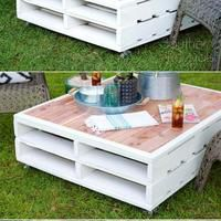 Easy DIY Pallet Projects For Home Decor