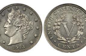 1913 Liberty Head Nickel Realizes $4.5 Million In Philadelphia Sale